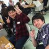 和歌山YMCA国際福祉専門学校 在校生と一緒に介護レクリエーション!