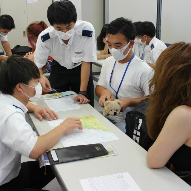 日本航空大学校 石川 能登空港キャンパス 操縦科オープンキャンパス受付中!2