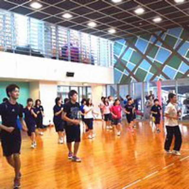 横浜YMCAスポーツ専門学校 スポーツクラブで実技体験!【ダンス系プログラム、マシン体験】2
