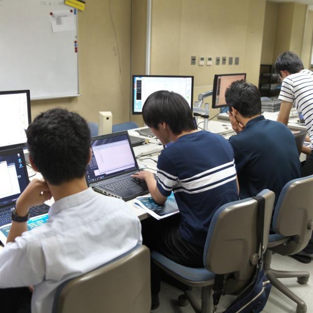 熊本電子ビジネス専門学校 学科別イベント ITエンジニア科(プログラミング)2