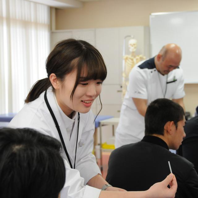 森ノ宮医療学園専門学校 新高校2・3年生対象 春のスペシャルオープンキャンパス1