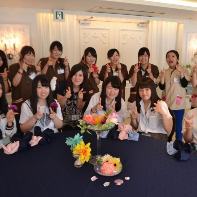 95f732b40969f 仙台ウェディング&ブライダル専門学校の雰囲気22
