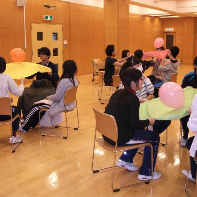 町田福祉保育専門学校 オープンキャンパス【保育系】2