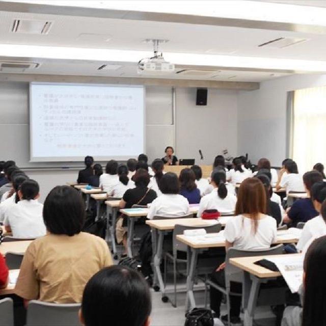 古賀国際看護学院 学院祭とオープンキャンパス同時開催!1