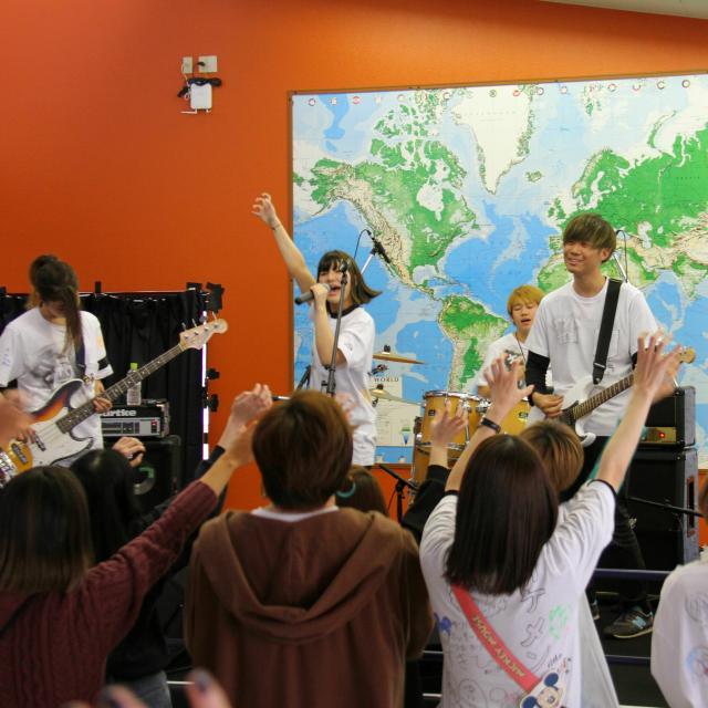 敬和学園大学 進学相談会 10月25日(日)【敬和祭(大学祭)同日開催】3