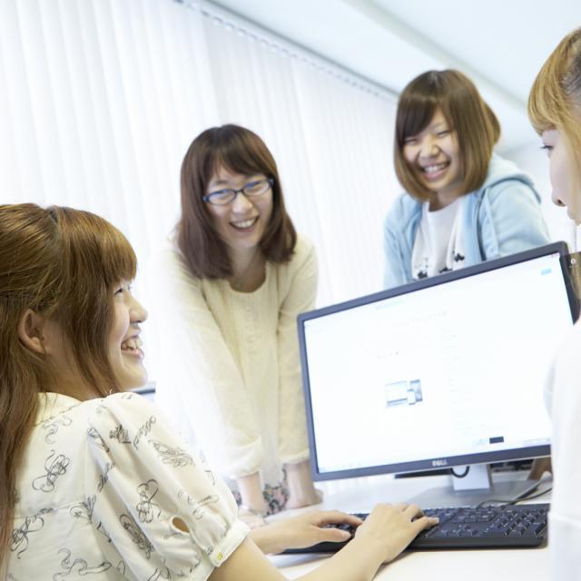 名古屋スクール・オブ・ビジネス ITビジネス学科【12月体験】人気のIT業界を楽しく体験!2