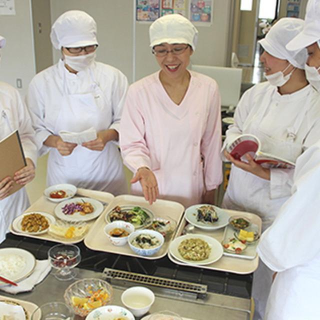 【病院の栄養士】栄養バランスランチクッキング&病気別の食事