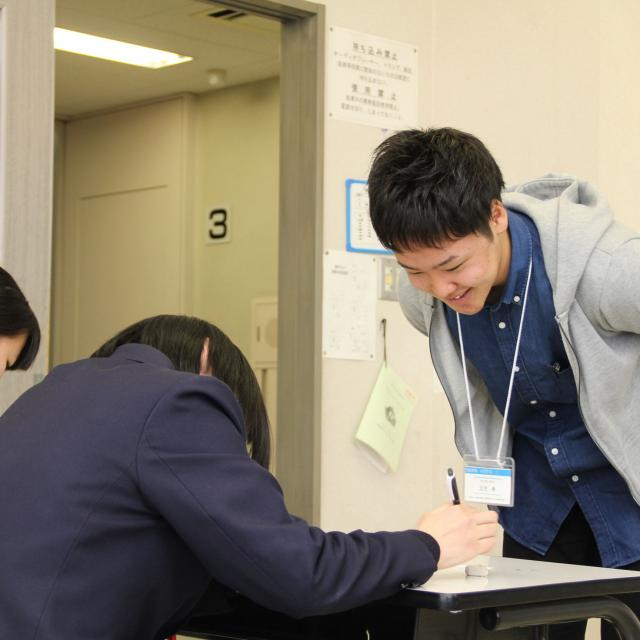 上野法律ビジネス専門学校 2018学校説明会(入試説明あり)1