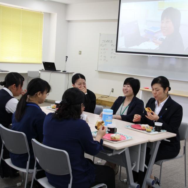 岡山・建部医療福祉専門学校 オープンキャンパス2