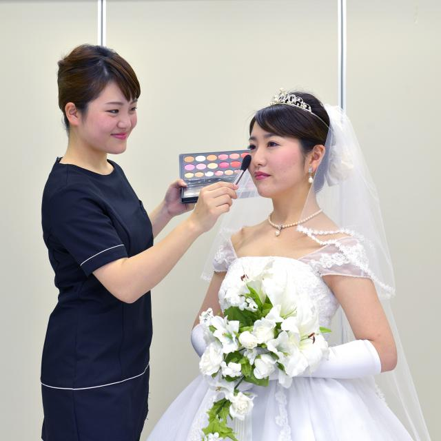 松本理容美容専門学校 夏本番!マツビでキレイ体験しよう!2