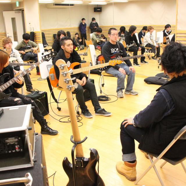 国際音楽・ダンス・エンタテイメント専門学校 オープンキャンパス★エンターテイメントを体験しよう!3