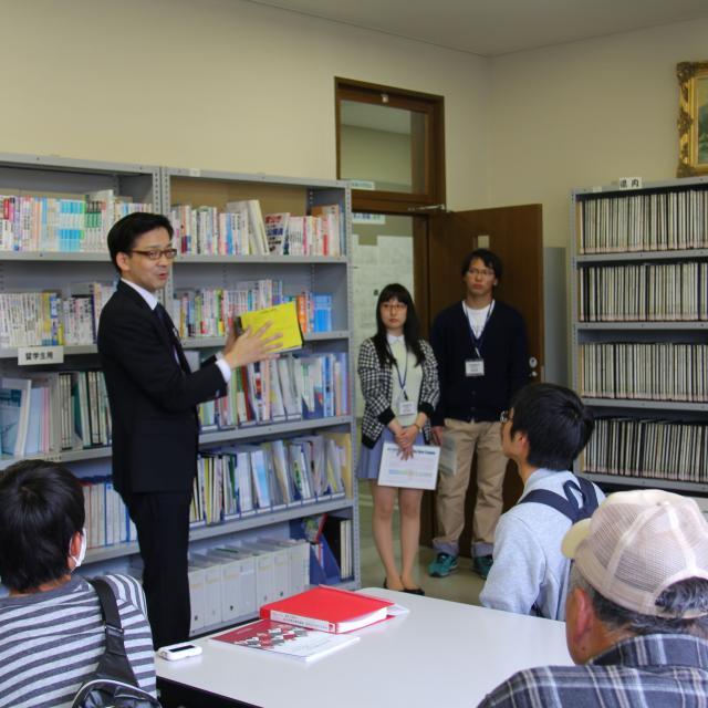 敬和学園大学 10月8日(月・祝)ウィークデー・オープンキャンパス4