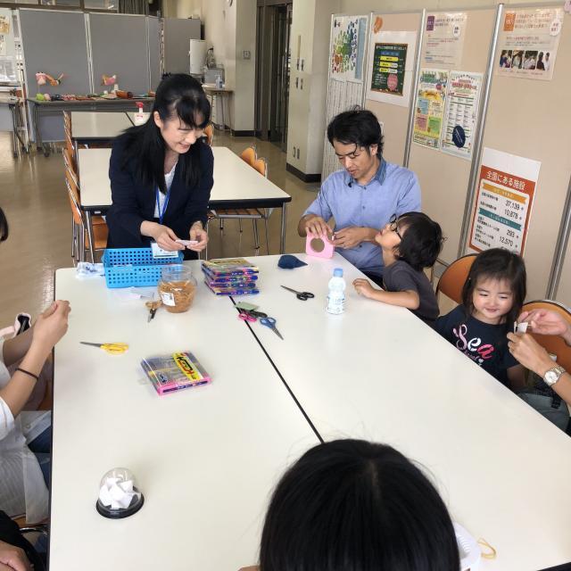 関西保育福祉専門学校 体験授業★1