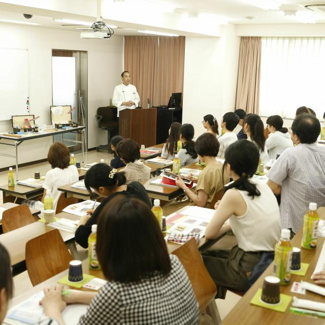 日本菓子専門学校 【体験コース】1日コース(ガイダンス+和菓子)2