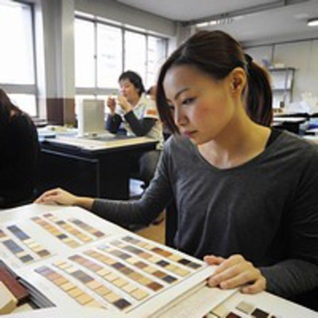 大阪建設専門学校 【建築・インテリア】カラーコーディネート体験20201