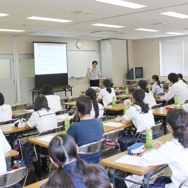 専門学校岡山ビジネスカレッジ 学力試験特待生チャレンジ模試(田町キャンパス)1