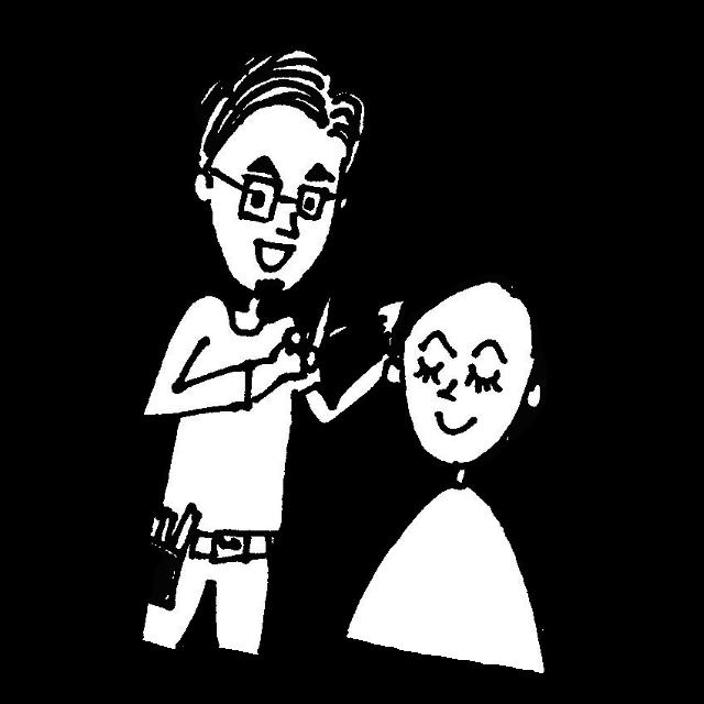 名古屋ビューティー専門学校 メイクアップ・カットの授業が受けられます1