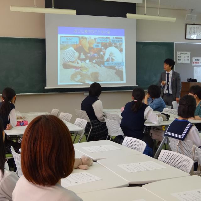 埼玉純真短期大学 5月オープンキャンパス1