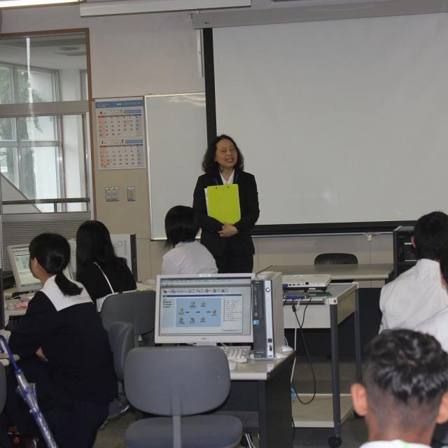 折尾愛真短期大学 オープンキャンパス2
