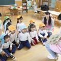 ★【幼児教育科】入学説明会、先輩たちによる学習発表★
