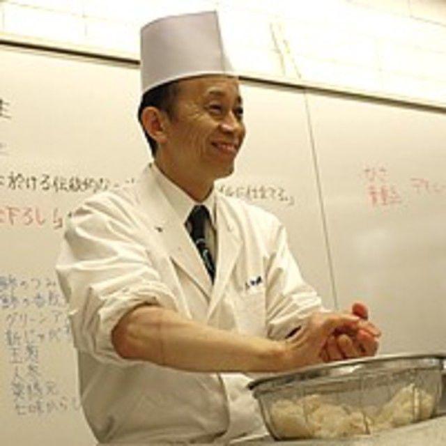 新宿調理師専門学校 6月2日(土)和食伝承師・上神田校長のスペシャル体験入学1