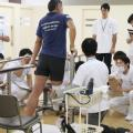 神戸医療福祉専門学校三田校 【義肢装具士科】実習見学会