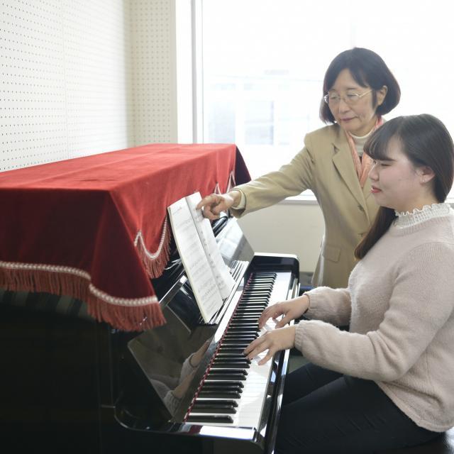 東京保育専門学校 【定員15~20名】ピアノレッスン体験・進学相談会1