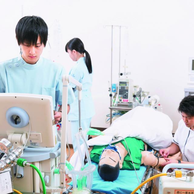 北海道ハイテクノロジー専門学校 医療機器のスペシャリスト!臨床工学技士の仕事の魅力を知ろう!4