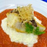 【西洋料理】2色のソースを学ぼう!真鯛のポワレの詳細