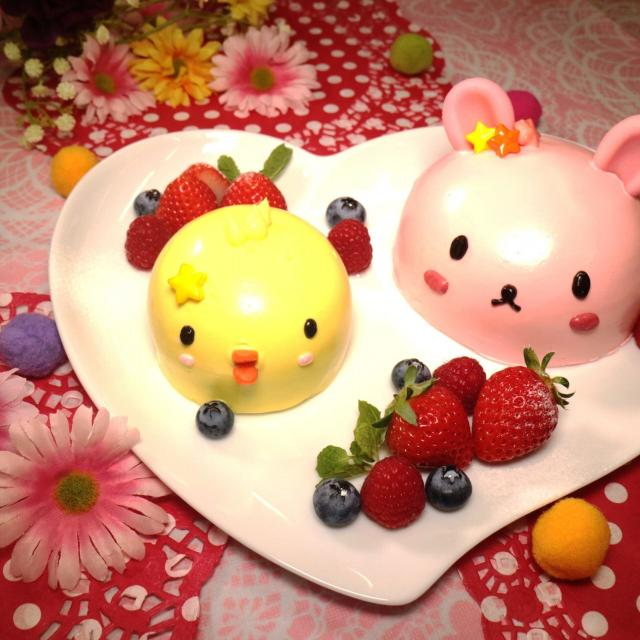 札幌ベルエポック製菓調理専門学校 【スイーツ体験】お祝いやプレゼントに♪キャラクターケーキ1