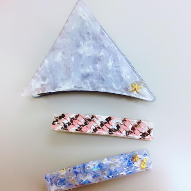 タカラ美容専門学校 ヘアメイクDAY♪+手作りヘアアクセ3