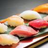 名古屋辻学園調理専門学校 【旬の豪華ネタで握る】海鮮握り寿司