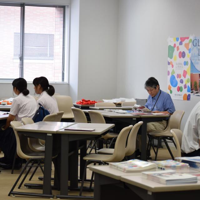 名古屋学院大学 OPEN CAMPUS2018【名古屋キャンパス】4