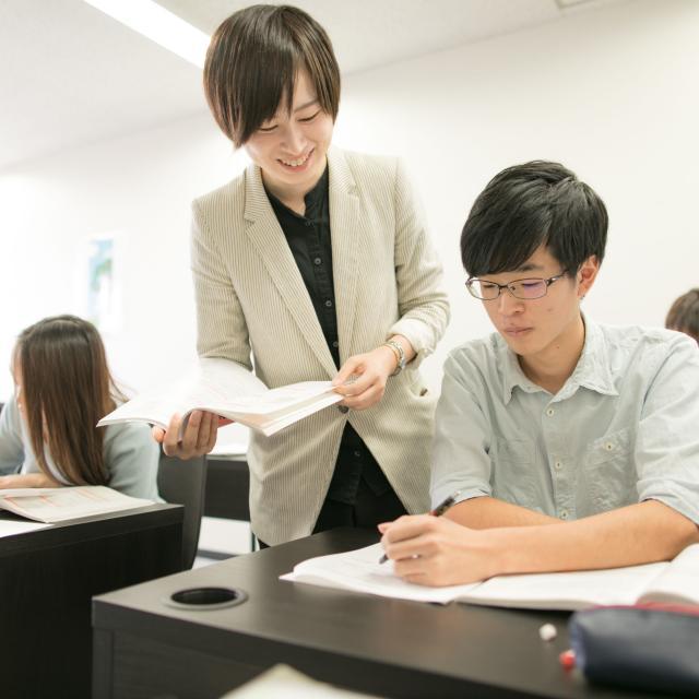 日本ビジネス公務員専門学校 【長岡でプログラマに!】オープンキャンパスへGO★4
