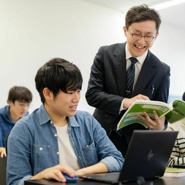 日本ビジネス公務員専門学校 【高校2年生対象】オープンキャンパス★3