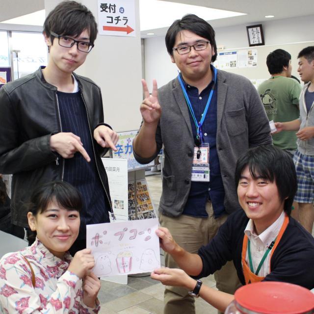 東京立正短期大学 卒業生の活躍を知ろう!(文化祭同時開催)1