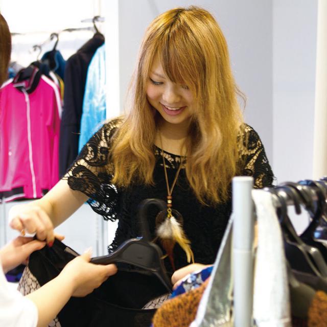 専門学校 九州デザイナー学院 10月の体験入学(ファッション)3