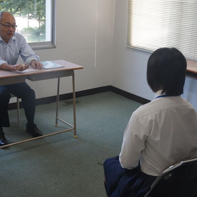 草苑保育専門学校 入試説明会~入試(面接試験)の不安を解消しよう~2
