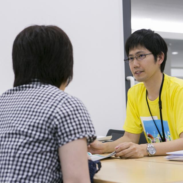 日本福祉大学 7月オープンキャンパス[東海キャンパス]3