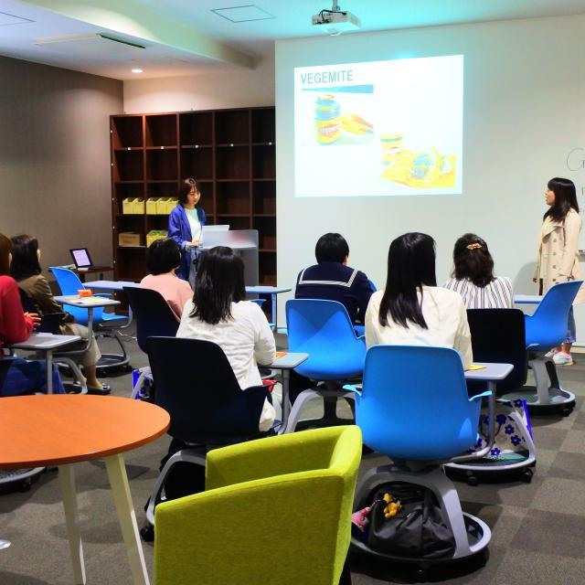 神戸親和女子大学 冬のオープンキャンパス3
