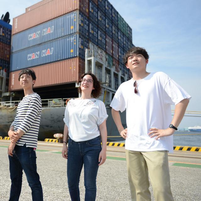 外語ビジネス専門学校 〈貿易〉貿易の仕事を知ろう!1