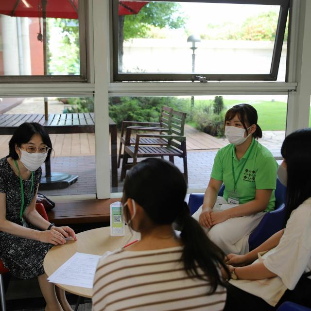 東京経営短期大学 経営総合学科 オープンキャンパス2
