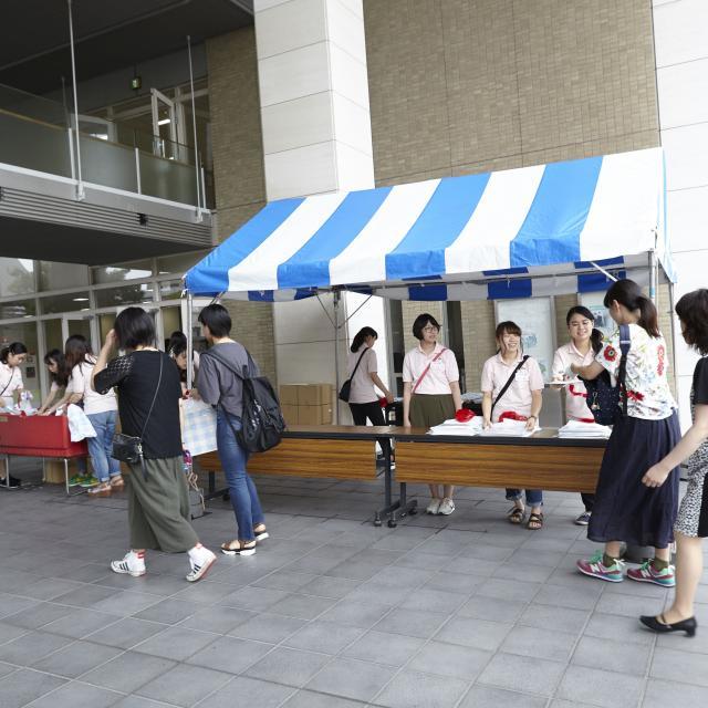 鎌倉女子大学 サマープログラムDay1