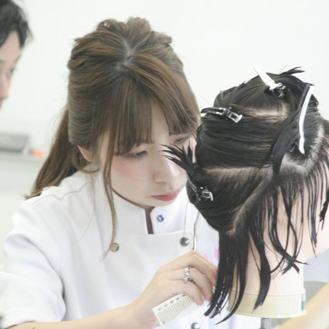 国際理容美容専門学校 【高校3年生限定】ビューティアーティスト科イベント3