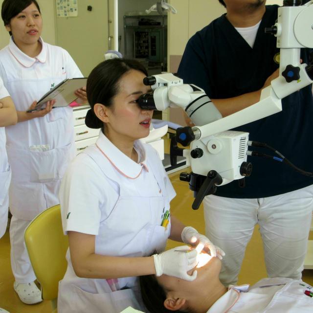 熊本歯科技術専門学校 【歯科衛生士科】オープンキャンパス20202