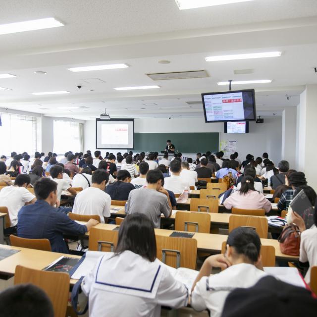 中京大学 オープンキャンパス2019 in豊田2