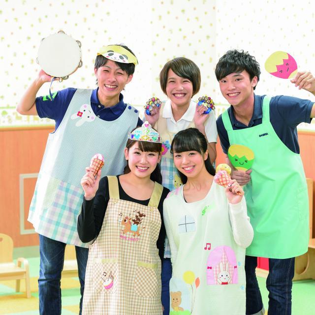 大原医療秘書福祉保育専門学校 オープンキャンパス☆こども系☆1