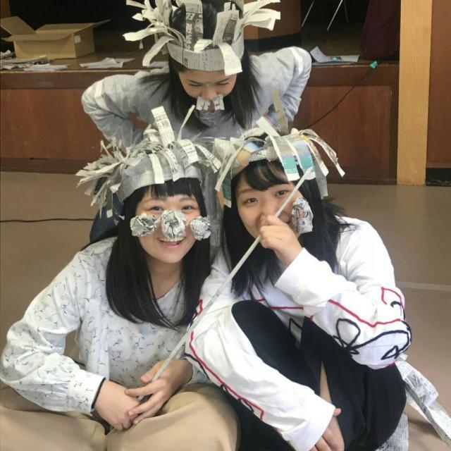 大阪保育福祉専門学校 お正月遊びを楽しもう♪1