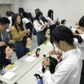 国際文化理容美容専門学校渋谷校 放課後体験入学会