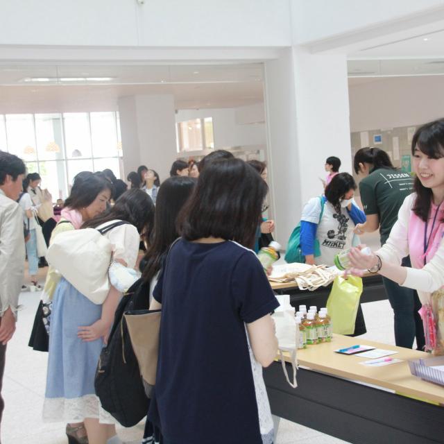 5月20日☆実践女子大学☆オープンキャンパス!